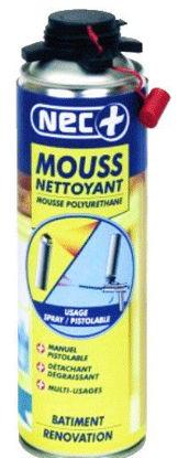 Image de 'Nettoyant mousse'
